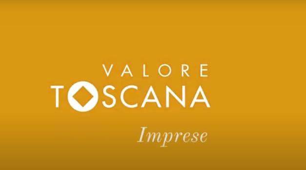 """LANCIATO """"VALORE TOSCANA"""": IL LOGO PER LE IMPRESE DI QUALITÀ"""