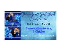 Celebrating Five-Years Published!