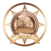 Rone Cover Design Finalist