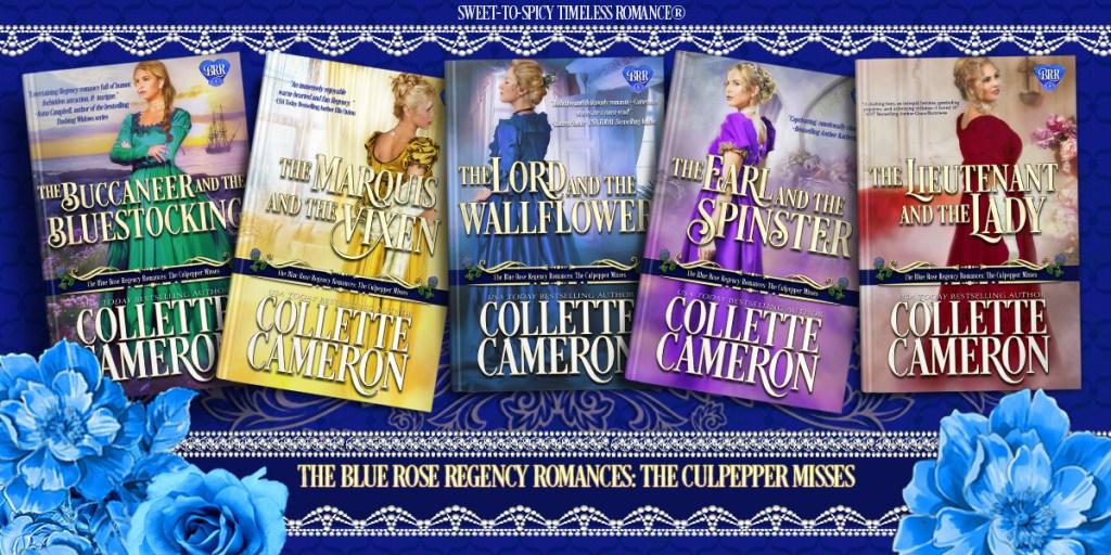 The Blue Rose Regency Romances: The Culpepper Misses 35