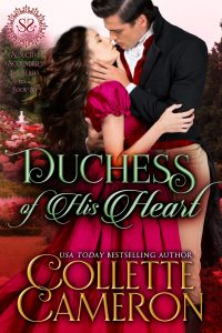 Duchess of His Heart Releases!