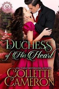 Duchess of His Heart is 99¢!