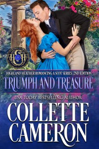 Triumph and Treasure — 99¢!