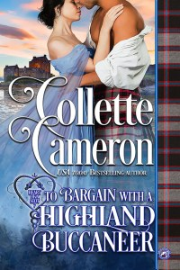 TO BARGAIN WITH A HIGHLAND BUCCANEER is Here!