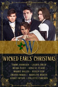 The Wicked Earls' Christmas is out!