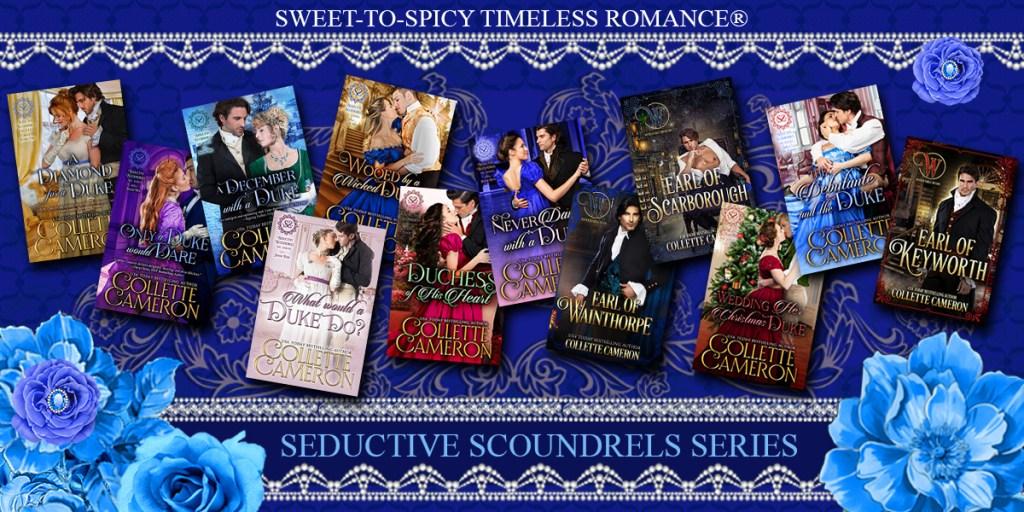 Seductive Scoundrels Series 35