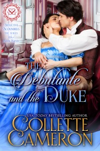 THE DEBUTANTE AND THE DUKE is here!