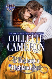 The rerelease of TO ENCHANT A HIGHLAND EARL is here!