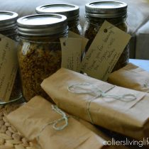 Homemade Teacher Gifts