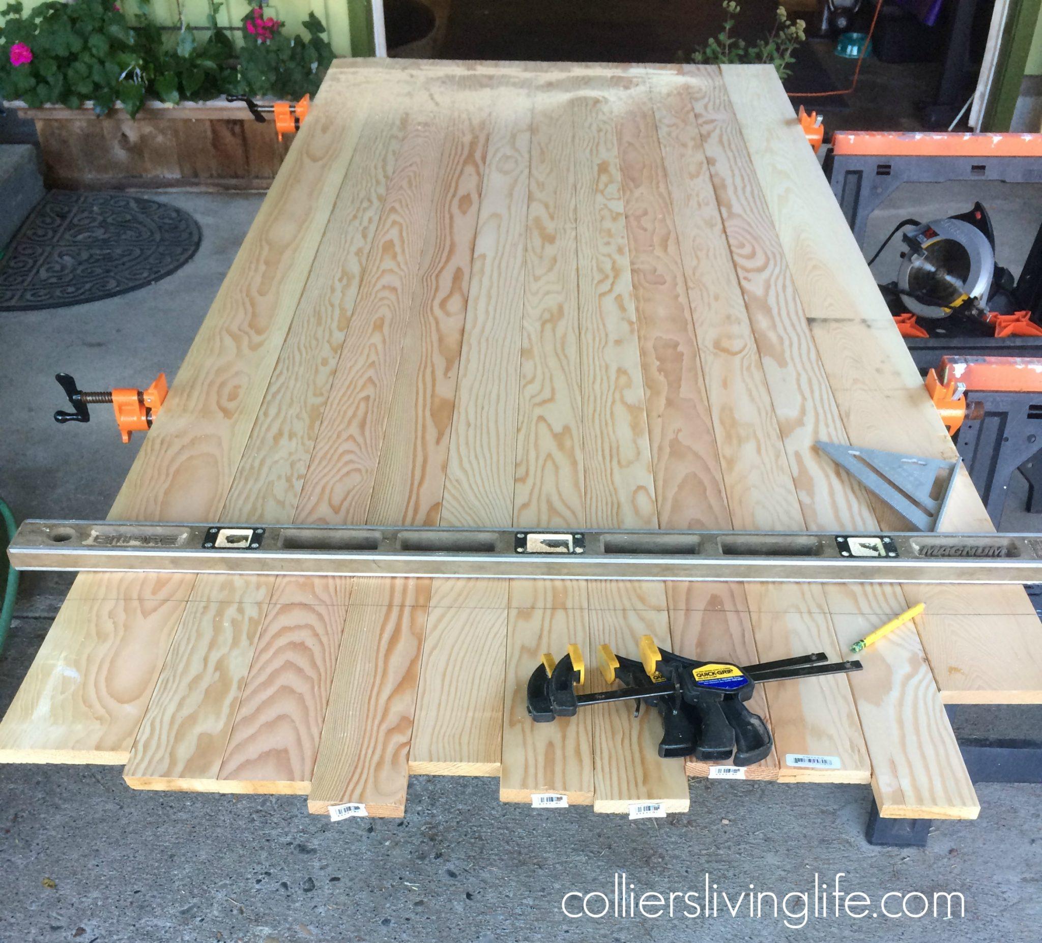 Building Sliding Barn Door Diy: Easy To Build With Easy To Follow