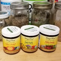 Nutritional Gap Megafood powders