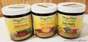 Nutritional Gap Nutrient MegaFood Booster Powders