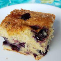Blueberry Cake gluten free