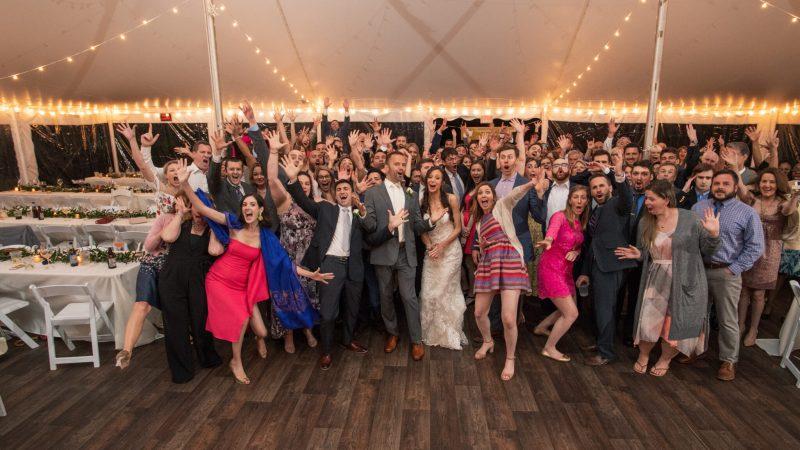 Burr Mansion Wedding for Frank and Lindsay