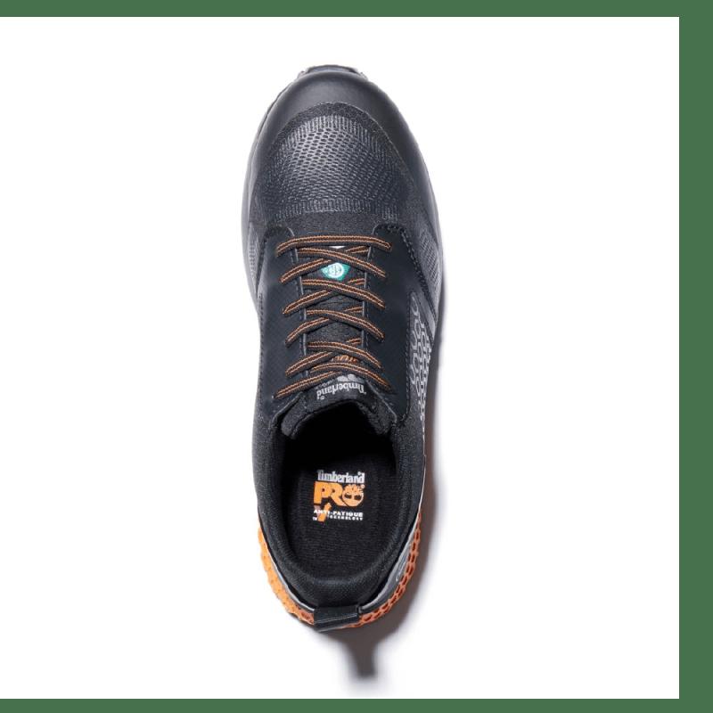Athletic work shoe