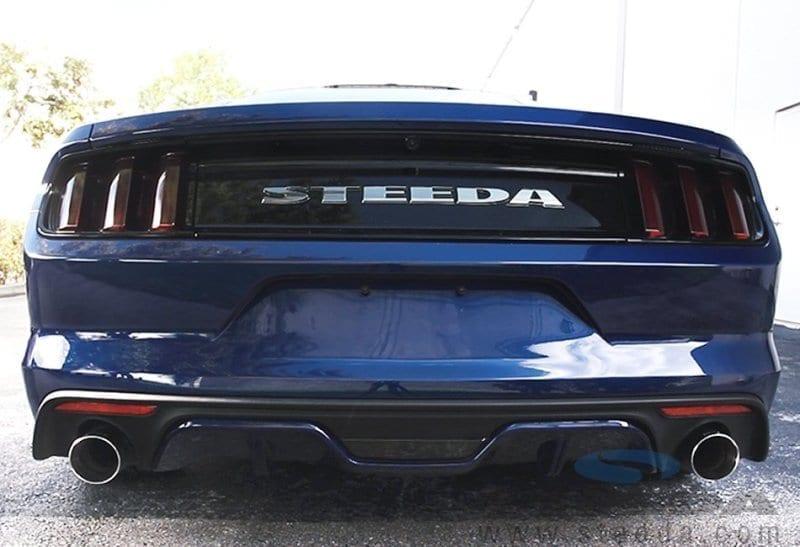 mustang s550 v8 steeda fastback axle