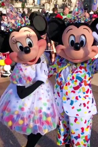 Mickey Minnie S Fun New Celebration Outfits Our Magical Disney Moments