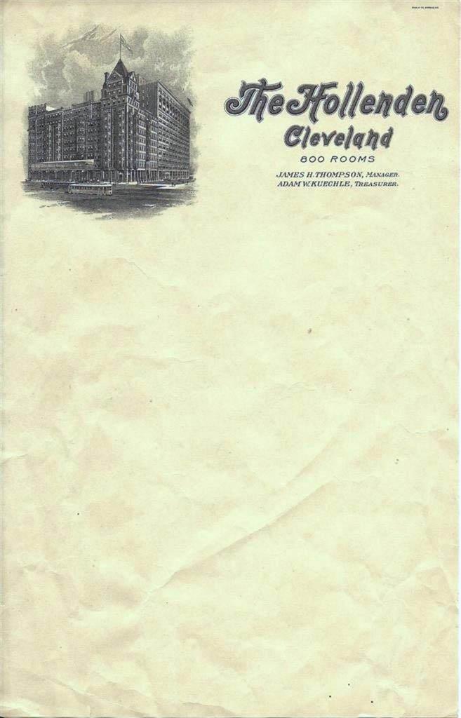 hollenden-stationery