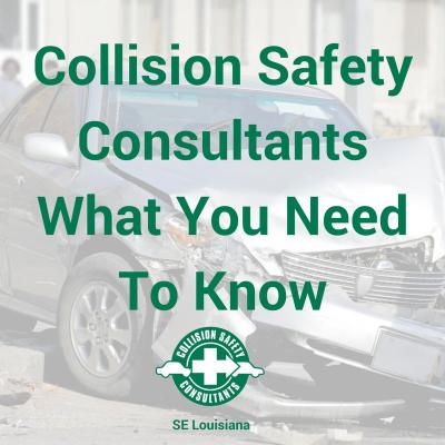 Collision Safety Consultants SE Louisiana Inherent Diminished Value