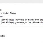 Greatview_tix on eBay is a Scalper