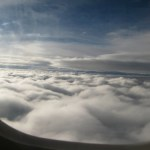A View from the Airplane