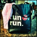 Day 17: In Your Bag. Went to lululemon again. I think I may have an addiction.