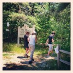 Day 23: Movement. Family hike on this lovely Saturday.
