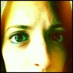 Day 20: Eye. Sadness this morning (Dark Knight Rises shooting news).