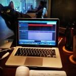 Day 1: You, Now. Recording MetroBuzz