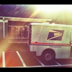 Day 4: Inside Your Mailbox. Actually, inside everyone in my apartment complex's mailboxes lol. Mailman showed up at 5:40pm!
