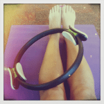 Day 9: Something You Do Most Weekends.  (Mat) Pilates.