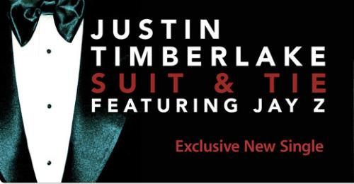 JustinTimberlake-JayZ-SuitandTie-iTunes-Announcement