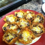 Taco Muffins!
