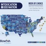 Favorite Beers by State