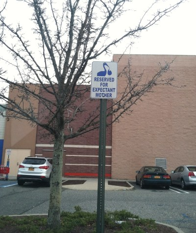 expectant-mother-parking-sign
