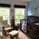 Nursery, Phase 3: Decorating!