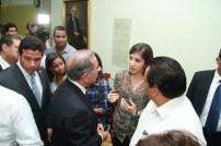 DM - El Presidente conversa con los comites de estudiantes