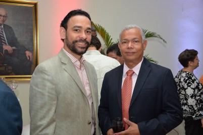 Carlos Dilone y Jose Feliz