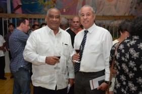 Jose Contreras y Virgilio Comas Abreu