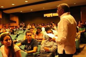 Dialogo con el rector, dic 2012