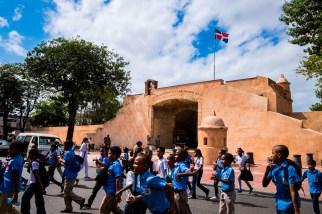 La Puerta del Conde es el baluarte donde la noche del 27 de febrero los Trinitarios declararon la Independencia Nacional de la República de Haití. Es la principal entrada al Parque Independencia donde está situado el Altar de la Patria. Permanece como símbolo de libertad y reclamo de reivindicaciones sociales.