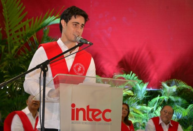 Gustavo Cabrera, discurso abril 2015