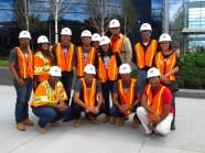 Visita de los estudiantes del INTEC a la universidad BYU en Utah en 2014.