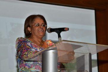 Profesora de epidemiología Emilce Medina