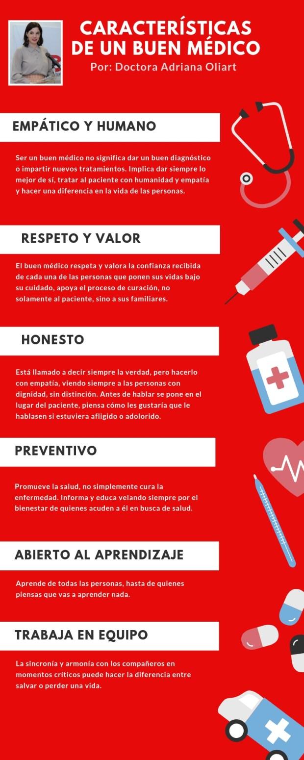 Características de un buen médico