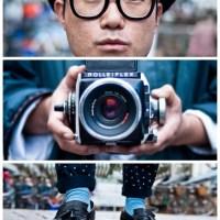 Triptychs of Strangers: The Street Photography of Adde Adesokan.