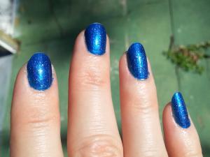 First Blue