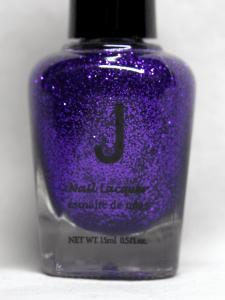 Glitter Purple
