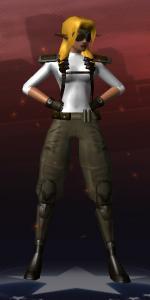 Pistol Ginny