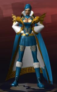 Kya White Sapphire